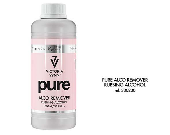 Pure Alco Remover Rubbing Alcohol 1000 ml de Victoria Vynn