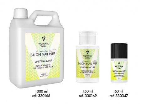 Salon Nail Prep Start Manicure 60, 150 et 1000 ml de Victoria Vynn