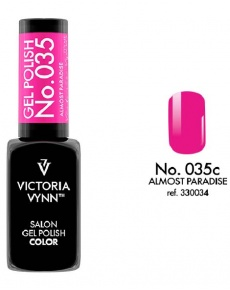 Gel Polish couleur almost paradise n°35 de Victoria Vynn