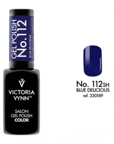 Gel Polish couleur blue delicious n°112 de Victoria Vynn