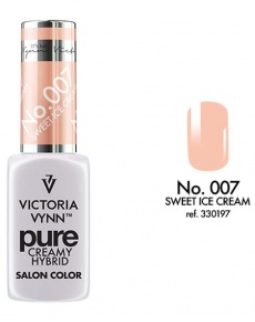 Pure Creamy Hybrid couleur sweet ice cream n°7 de Victoria Vynn