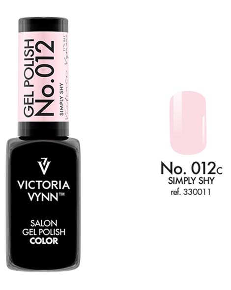 Gel Polish couleur simply shy n°12 de Victoria Vynn