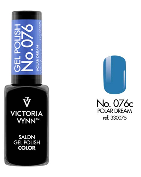 Gel Polish couleur polar dream n°76 de Victoria Vynn