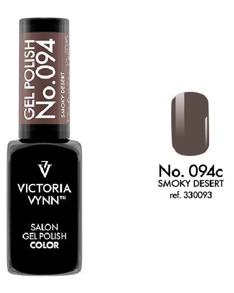 Gel Polish couleur smoky desert n°94 de Victoria Vynn