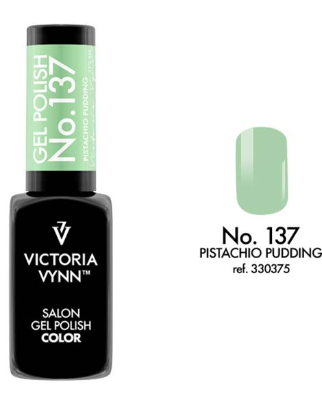 Gel Polish couleur pistachio pudding n°137 de Victoria Vynn