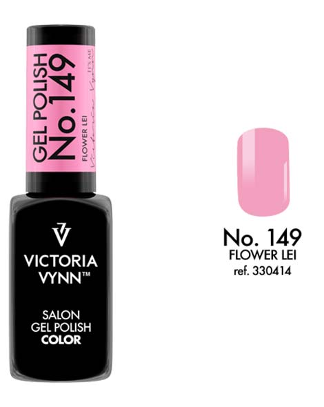 Gel Polish couleur flower lei n°149 de Victoria Vynn