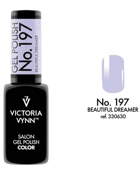 Gel Polish couleur beautiful dreamer n°197 de Victoria Vynn