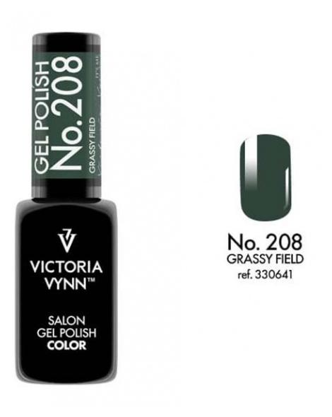 Gel Polish couleur grassy field n°208 de Victoria Vynn