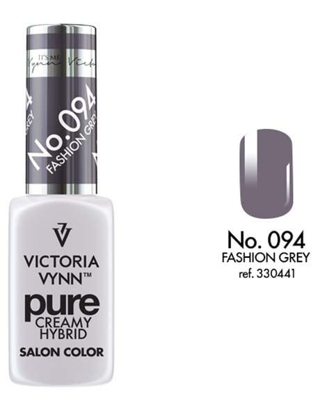 Pure Creamy Hybrid couleur fashion grey n°94 de Victoria Vynn