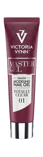 Master Gel TOTALLY CLEAR Victoria Vynn